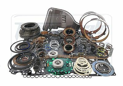 GM Chevy Buick 4T65E Transmission Deluxe Rebuild Kit 1997-00 Level 2 W/ Bands ++