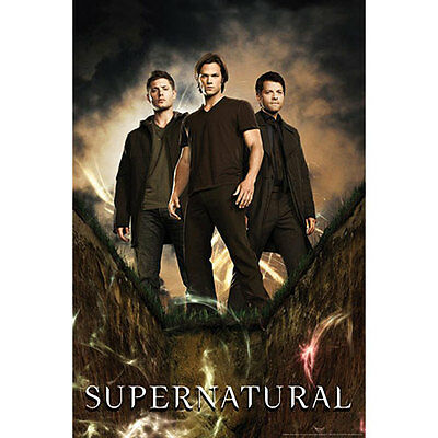 Supernatural Poster - Over The Grave