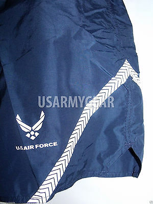 U.S.Air Force Trunks Physical Training Uniform Shorts PTU Brief 2 XL 3XL XXXL