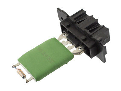 Citroen Nemo 08- Peugeot Bipper 2008- Heater Motor Blower Resistor 77364061