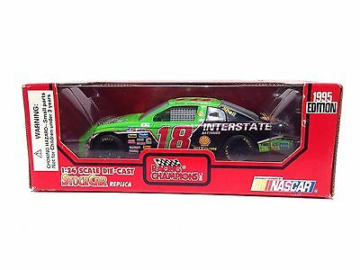 Racing Champions Interstate Batteries Nascar # 18 Bobby Labonte 1:24 Scale