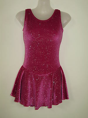Ice Skating / Dance Costume Girls Size 12 New