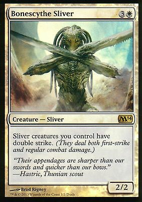 Bonescythe Sliver FOIL | NM | Planeswalkers Promos | Magic MTG