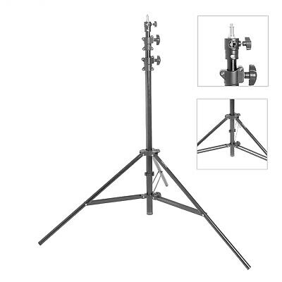 300cm HeavyDuty Studio Light Stand 10ft Air Cushioned Master Stacking Strong