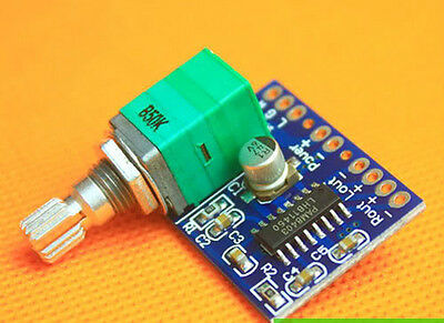 PAM8403 mini 5V power amplifier board(Support USB Power supply) 3W*2
