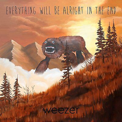 Weezer – Everything Will Be Alright In The End  – New Cd Album