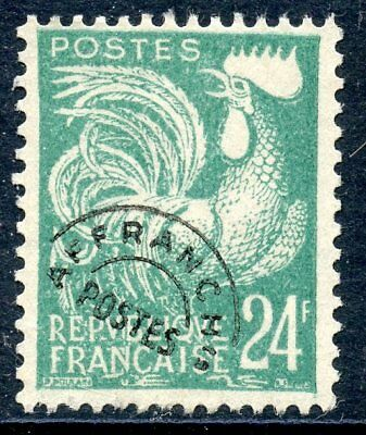 Promo / Timbre France Preoblitere Neuf Sans Gomme N° 114  Type Coq