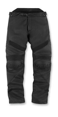 Icon Mens Hypersport Leather Pants 2014