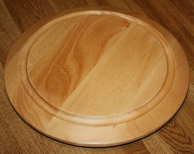 Marks and Spencer Bread Board - SOLID WOOD