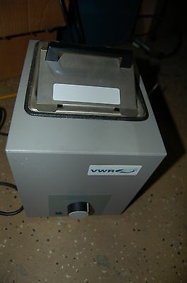 VWR water bath waterbath variable temperature 1286  lab laboratory Sheldon