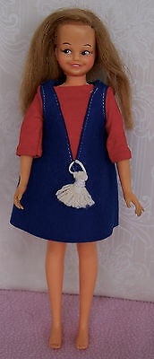 Dodi vintage 1960s Ideal Doll Peppers bff best