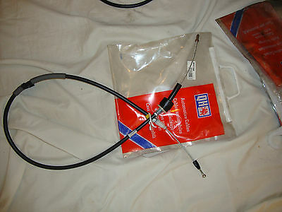 To Fit FORD ESCORT 1.8i / 2.0i  1991~95  CLUTCH CABLE QUINTON HAZELL QCC1385