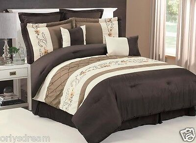 Queen Size Camouflage Comforter Sheets Bed In A Bag Army