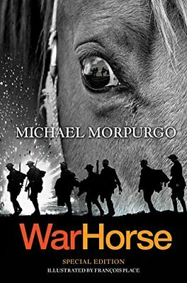 War Horse by Morpurgo, Michael Paperback Book The Cheap Fast Free Post