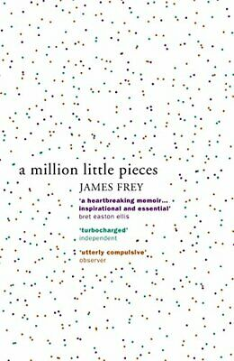 A Million Little Pieces by Frey, James Paperback Book The Cheap Fast Free Post