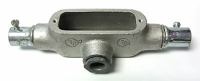 """Crouse-Hinds T50M 1/2"""" Conduit Outlet Body *NEW*"""