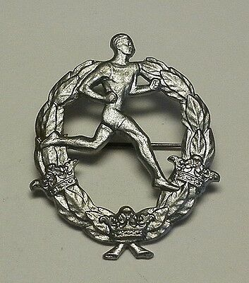 Sweden Military Fitness Badge 2nd Class