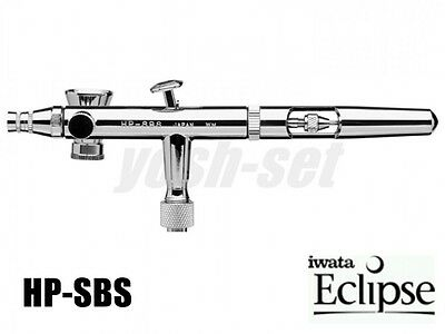 ANEST IWATA Eclipse HP-SBS AirBrush 0.3 mm cup1.5 Gravity Type Side Cup Japan