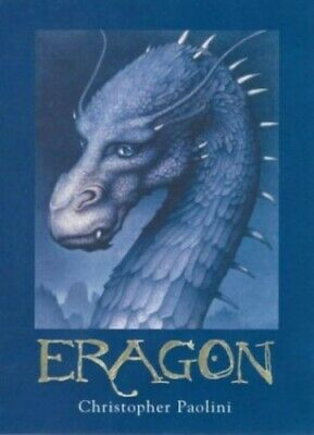 Eragon (Inheritance), Paolini, Christopher Hardback Book The Cheap Fast Free