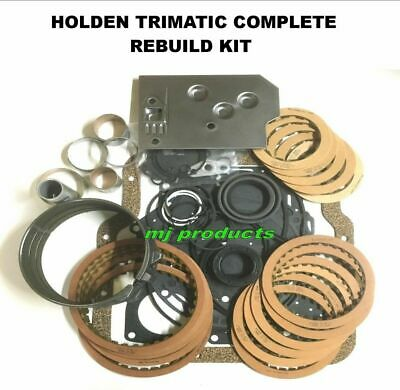 trimatic rebuild kit GM holden,includes gaskets,seals,frictions,filter 4-6-8 cyl