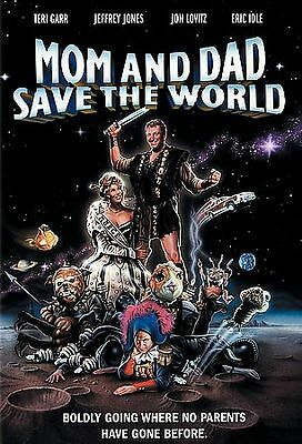 Mom and Dad Save the World (DVD, 2005) Widescreen