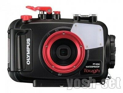 New Genuine Olympus PT-056 Underwater Housing for TG-3 from Japan