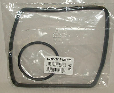 Eheim 7428770 Pro 4 & Pro 3 2071, 2073, 2074, 2075 Canister Sealing Ring Set