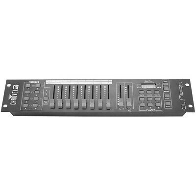 Chauvet Obey 10 2U Compact Universal 128-Channel DMX Lighting Controller