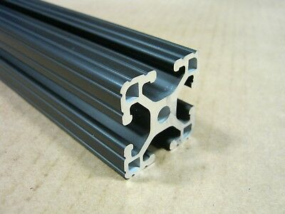 "80//20 Inc 10 Series 1"" x 2/"" Aluminum Extrusion Part #1020 x 38/"" Long N"
