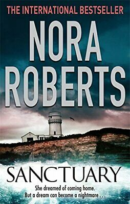 Sanctuary by Nora Roberts Paperback Book The Cheap Fast Free Post