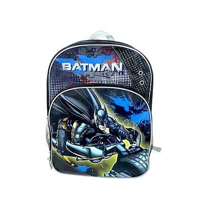 "Batman Backpack 16"" The Dark Knight Rises"