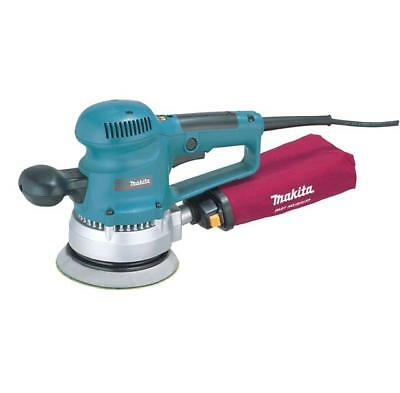 Makita Bo6030 110 Volt Random Orbit Sander 150Mm