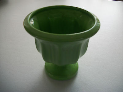 Haeger Potteries Urn Style Vase Green