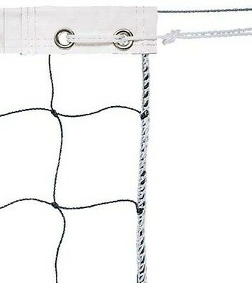 "Champion Sports 2.2 mm Volleyball Net VN1 Volleyball Net 24.5"" x 6.5"" x 4.5"" NEW"