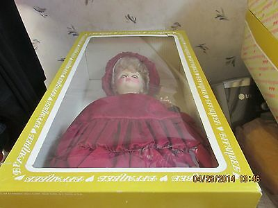 "Effanbee  Doll ""BUCKINGHAM PALACE #7851""  From Estate Purchase 1980's"
