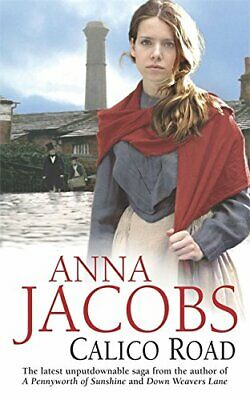 Calico Road, Jacobs, Anna Paperback Book The Cheap Fast Free Post