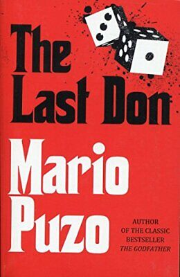 The Last Don by Puzo, Mario Paperback Book The Cheap Fast Free Post