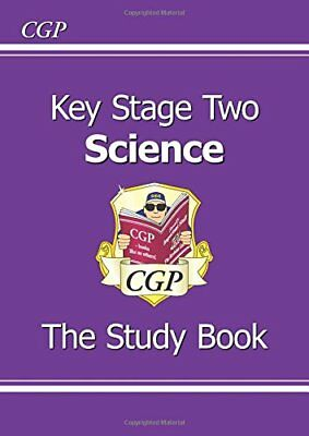 KS2 Science Study Book (Study Books), CGP Books Paperback Book The Cheap Fast