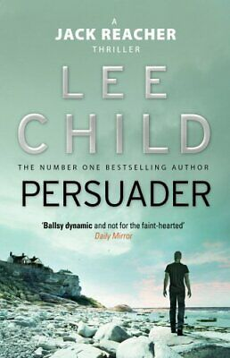 Persuader: (Jack Reacher 7) by Child, Lee Book The Cheap Fast Free Post
