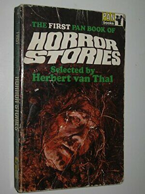 Pan Book of Horror Stories: Volume 1 Paperback Book The Cheap Fast Free Post