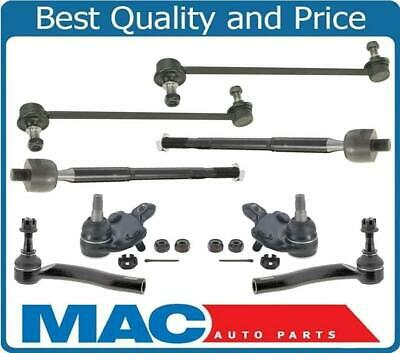 100% New Ball Joints Inner Outer Tie Rods Sway Bar Links for Toyota Prius 04-09