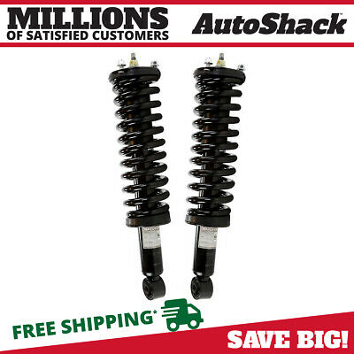Front Pair (2) Complete Struts Assembly w/coil springs Fits 95-04 Toyota Tacoma