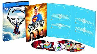Pack Superman Blu Ray Español Nuevo Castellano 1 2 3 4 Returns