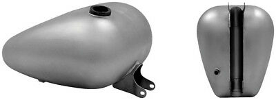 Paughco Axed Fuel Tank 4.2 GAL Single Bare For Harley XL 82-94
