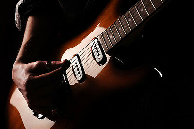 Learn To Play Rock Lead Electric Guitar Lessons Tutorial Dvd