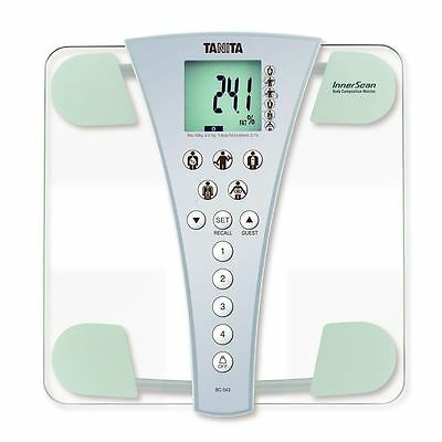 Tanita BC543 Innerscan Body Composition Monitor Scale New
