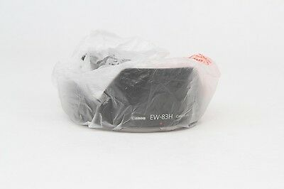 Canon genuine OEM lens hood EW-83H for Canon 24-105mm f/4 IS - NEW