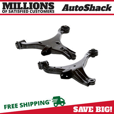 New Pair of (2) Front Lower Control Arms for an 2001-2005 Acura El Honda Civic