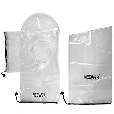 Neewer Rain Cover Rainproof Camera Protector for Digital SLR Camera and Lens