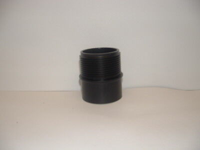 3.8cm SOLVENT WELD TMC ITT MALE THREADED SOCKET